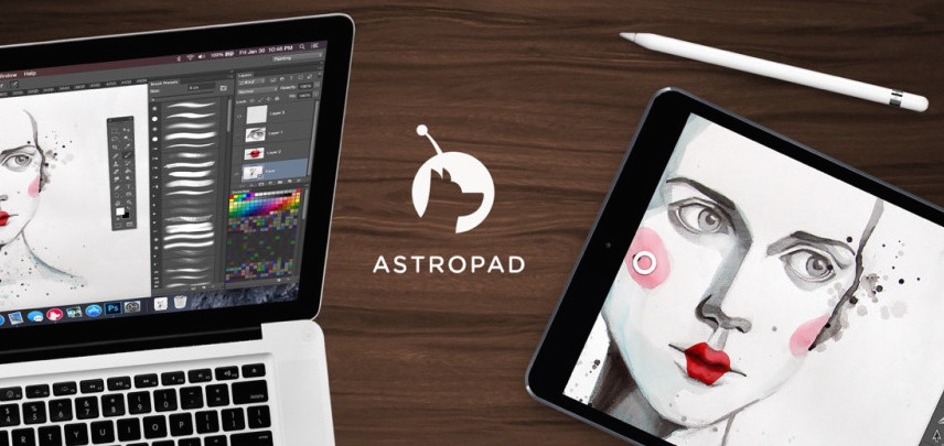 Astropad for iPad Pro