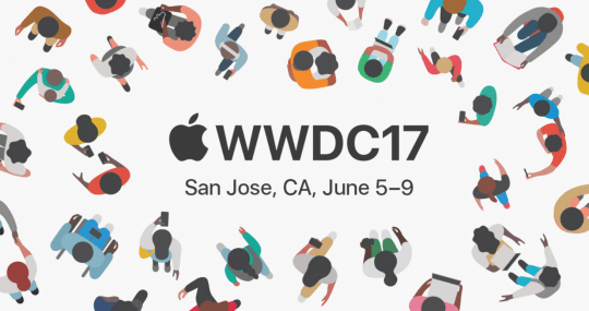 WWDC17 San Jose, CA, 5-9 June 2017