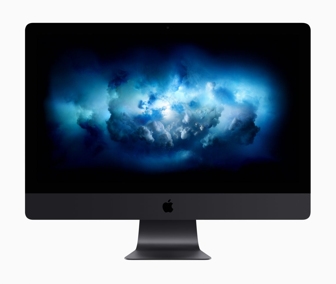 new Apple iMac Pro