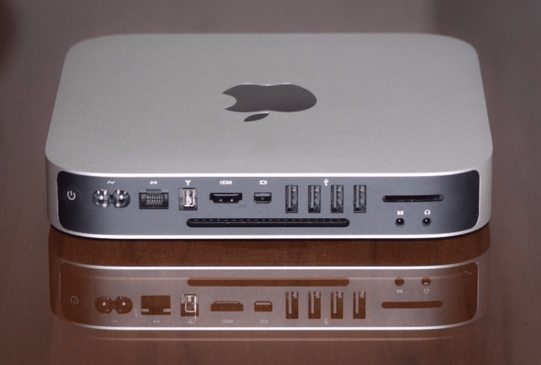 Mac mini popular with macOS Server